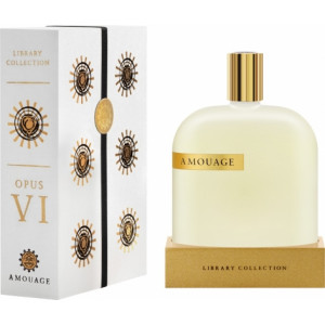 Amouage The Library Collection: Opus VI фото