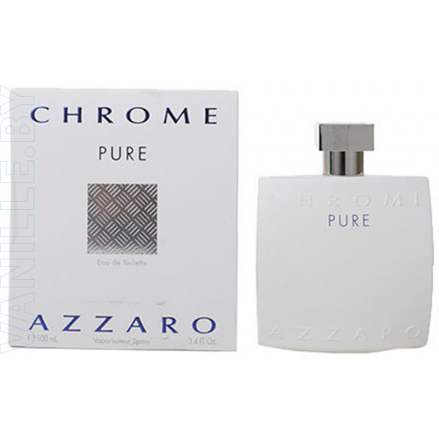 Azzaro Chrome Pure фото