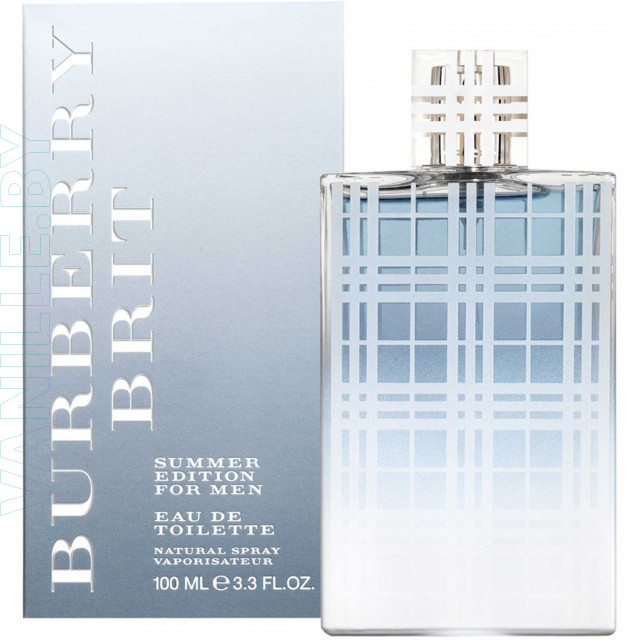 Burberry Brit Summer For Men фото