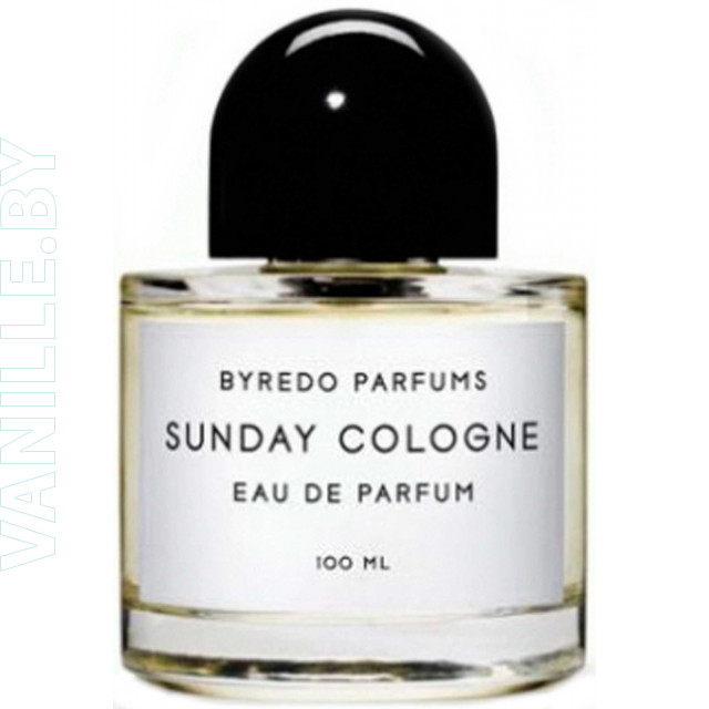 Byredo Sunday Cologne фото