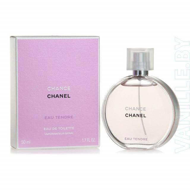 Chanel Chance Eau Tendre купить недорого с доставкой