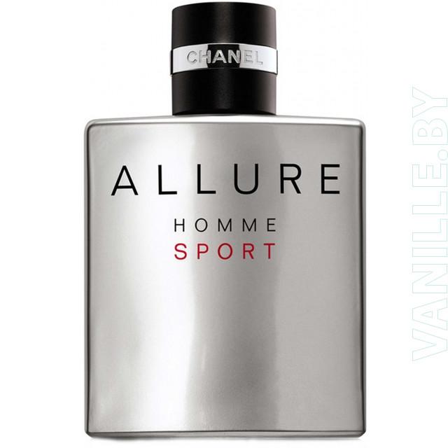 Chanel Allure Homme Sport купить недорого с доставкой