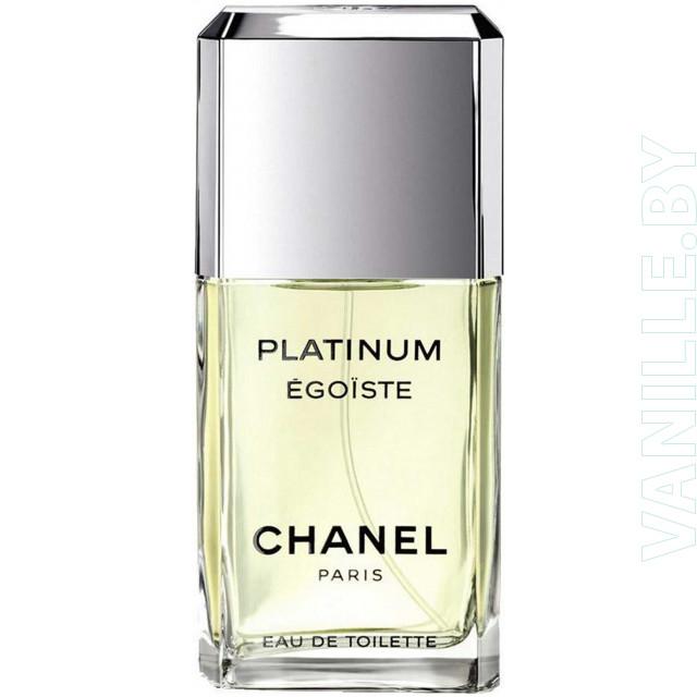 Chanel Egoiste Platinum купить недорого с доставкой