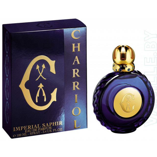 Charriol Imperial Saphir