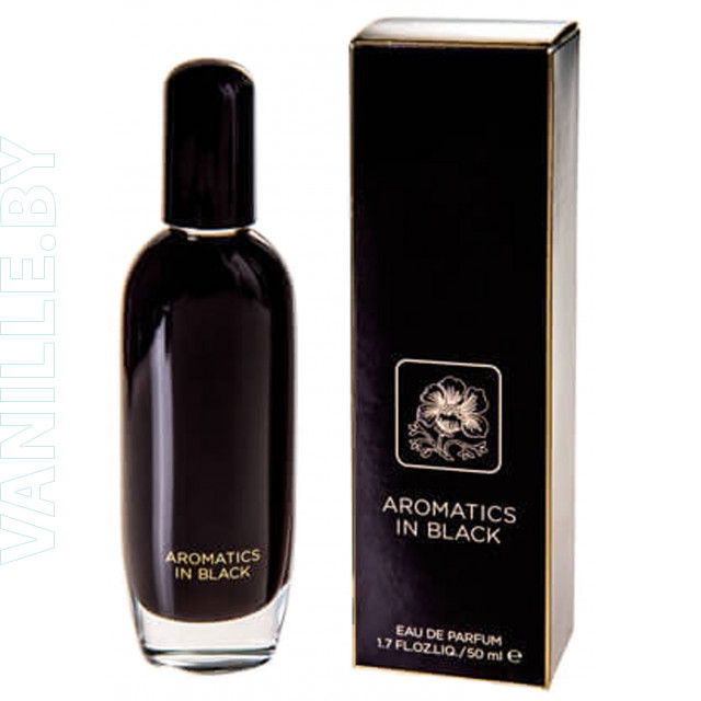 Clinique Aromatics in Black фото