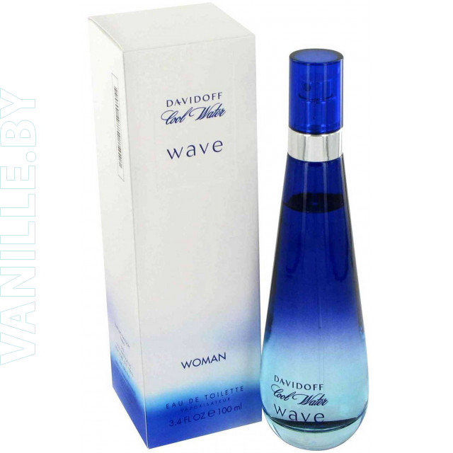 Davidoff Cool Water Wave Woman фото