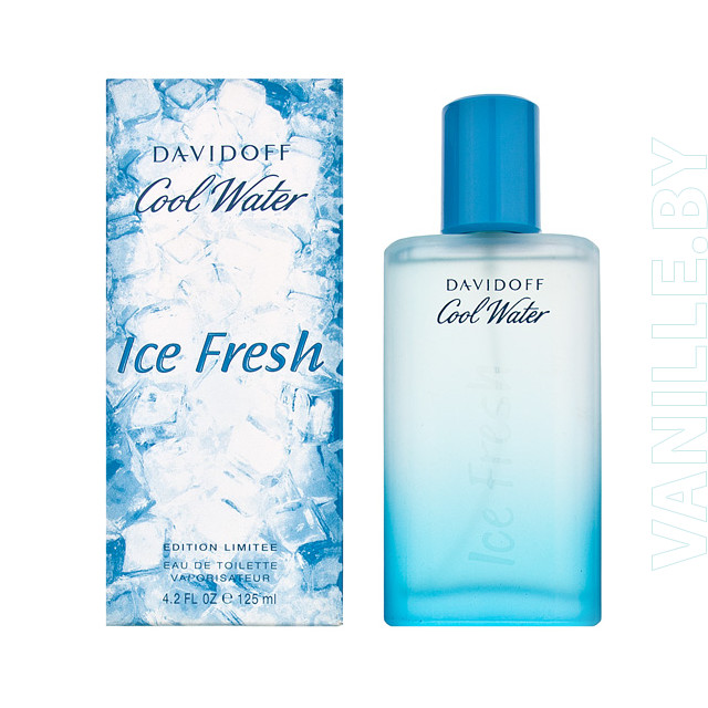Davidoff Cool Water Ice Fresh фото