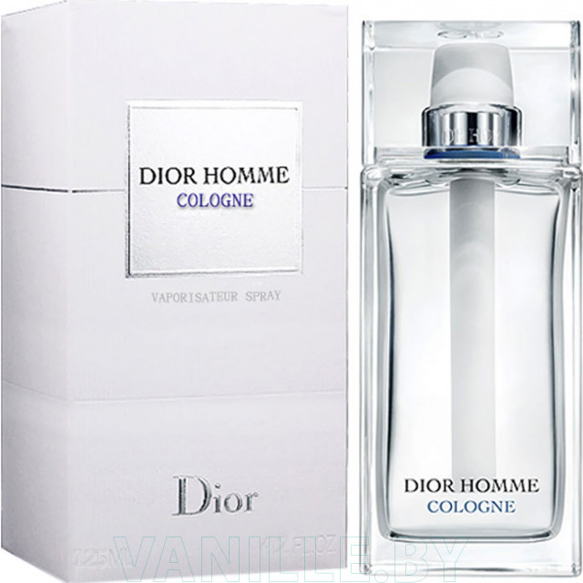 Christian Dior Homme Cologne 2013 фото