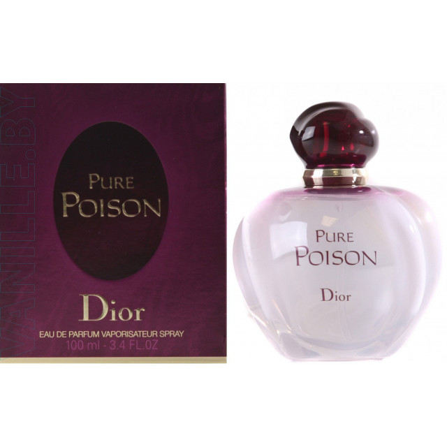 Christian Dior Pure Poison фото