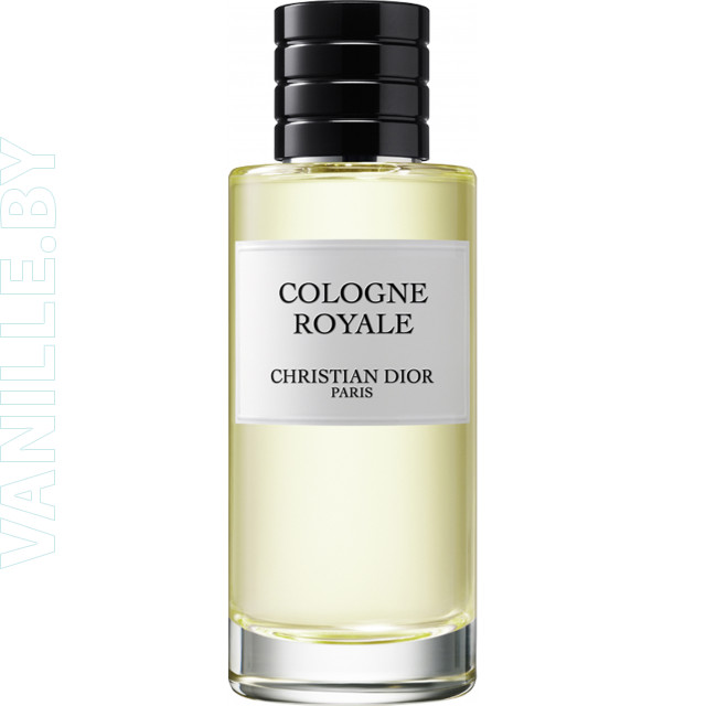 Christian Dior La Collection Cologne Royale фото