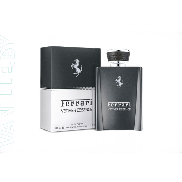 Ferrari Vetiver Essence фото