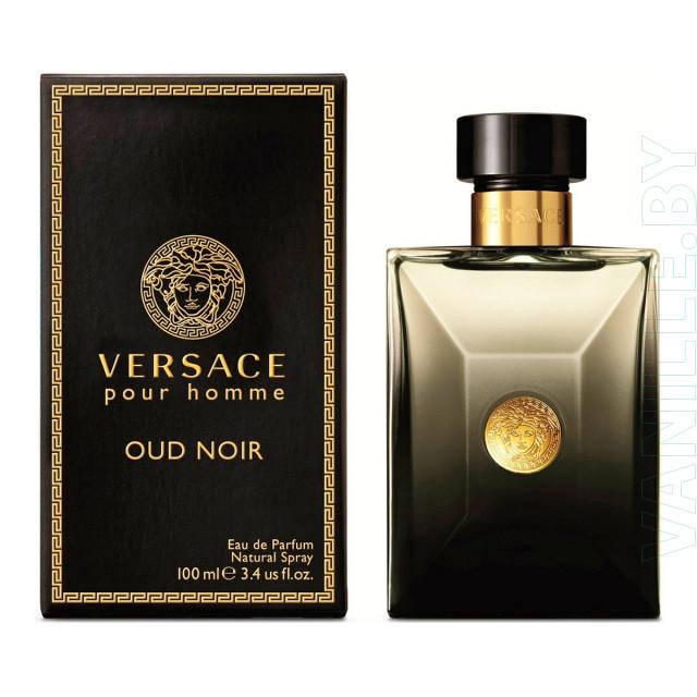 Versace Oud Noir Pour Homme купить недорого с доставкой