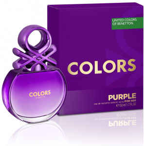 Benetton Colors de Purple
