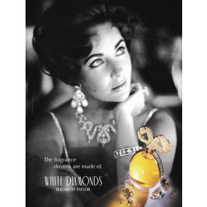Elizabeth Taylor White Diamonds