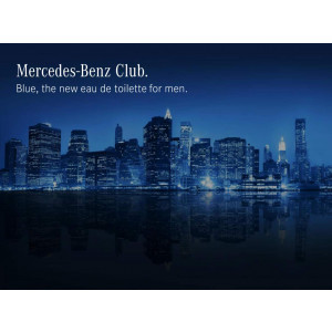 Mercedes-Benz Club Blue