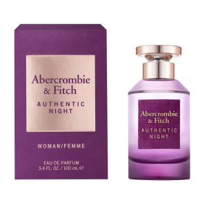 Abercrombie & Fitch Authentic Night Femme фото