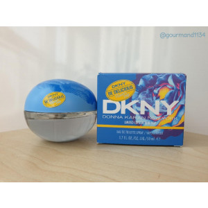 Donna Karan DKNY Be Delicious Blue Pop